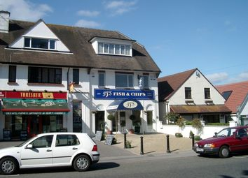 Thumbnail 3 bed flat to rent in Flat In Sandbanks Road, Lilliput, Poole, Dorset