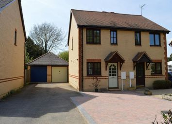Thumbnail 2 bed semi-detached house to rent in Hipwell Court, Olney