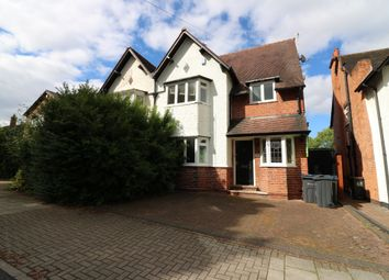 Thumbnail 4 bed semi-detached house for sale in Malvern Road, Acocks Green, Birmingham