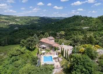 Thumbnail 4 bed farmhouse for sale in Paradiso, Montone/Pietralunga, Umbria