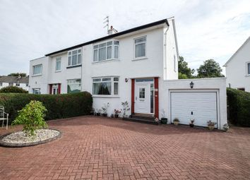 Thumbnail 3 bed semi-detached house for sale in 63 Silverknowes Gardens, Silverknowes, Edinburgh
