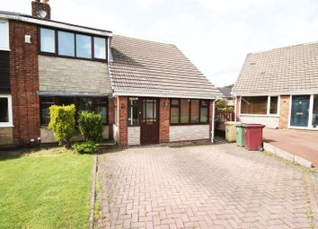Thumbnail 4 bed semi-detached house to rent in Lower Mead, Edgerton, Bolton, Lancashire.