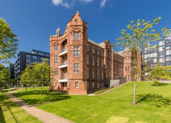 Thumbnail 2 bedroom flat for sale in Flat 1, 13, Simpson Loan, Edinburgh