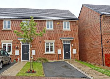 Thumbnail 2 bed mews house for sale in Allman Row, Silverdale, Newcastle