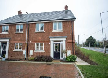 Thumbnail 4 bed semi-detached house for sale in Eastwood Meadow, Rainham