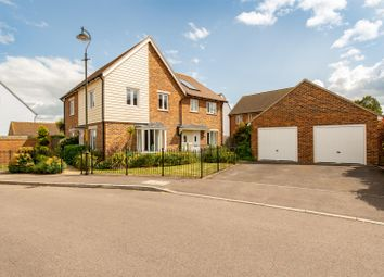 Thumbnail 3 bed semi-detached house to rent in Helen Thompson Close, Iwade, Sittingbourne