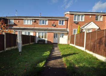 Thumbnail 2 bed town house to rent in Winterside Close, Newcastle-Under-Lyme