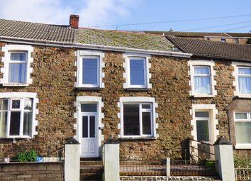 3 bed terraced house for sale in Oxford Street, Pontycymer, Bridgend CF32