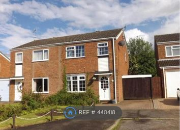 Thumbnail 3 bed semi-detached house to rent in Mauduit Road, Milton Keynes