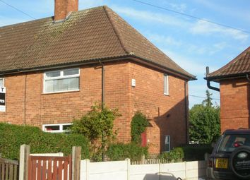 Thumbnail 2 bedroom end terrace house to rent in Longmead Drive, Daybrook, Nottingham