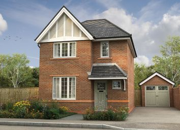 "Thumbnail 3 bed detached house for sale in ""The Heywood"" at Wharford Lane, Runcorn"