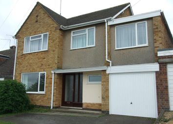 Thumbnail 4 bedroom property to rent in Meshaw Crescent, Abington, Northampton