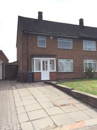 Thumbnail 3 bedroom semi-detached house to rent in Deansfield Road, Wolverhampton
