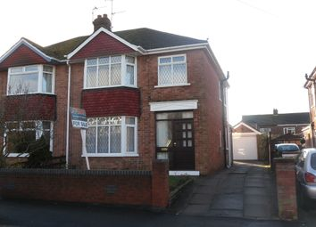 Thumbnail 3 bed semi-detached house to rent in Mirfield Road, Scunthorpe