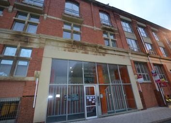 Thumbnail 1 bed flat to rent in Morledge Street, Leicester