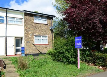 Thumbnail 3 bedroom end terrace house for sale in Shephall Way, Shephall, Stevenage, Hertfordshire