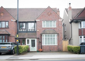 Thumbnail 4 bed semi-detached house for sale in Upper Holland Road, Sutton Coldfield