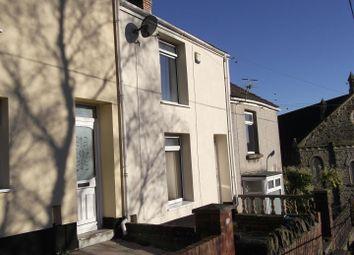 Thumbnail 2 bed terraced house for sale in Waun Wen Terrace, Swansea, West Glamorgan