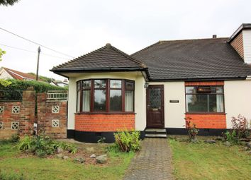 Thumbnail 2 bed semi-detached bungalow for sale in Rayleigh Road, Benfleet