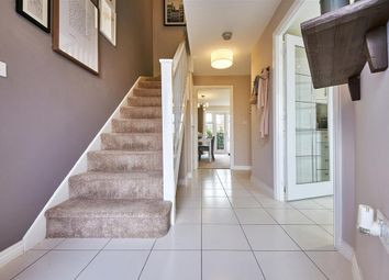 "3 bed terraced house for sale in ""Plot 225- The Flatford- Coppice Place At Sherford"" at Hercules Road, Sherford, Plymouth PL9"