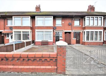 Thumbnail 3 bed terraced house for sale in Hatfield Avenue, Fleetwood, Lancashire