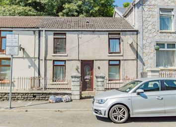 2 bed terraced house for sale in Cymmer Road, Porth, Mid Glamorgan CF39