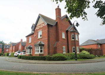 5 Bedrooms Detached house for sale in Warren Lane, Chester CH2