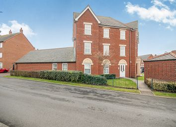 Thumbnail 3 bedroom flat for sale in East Water Crescent, Hampton Vale, Peterborough