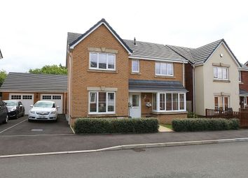 Thumbnail 4 bed detached house for sale in Worcester Court, Tonyrefail, Porth, Rhondda, Cynon, Taff