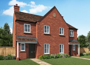 3 bed semi-detached house for sale in Crest Drive, Fenstanton, Huntingdon PE28
