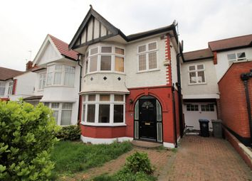 Thumbnail 4 bedroom terraced house to rent in Park View Road, London