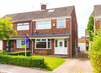 Thumbnail 4 bed semi-detached house to rent in Sheriffs Drive, Tyldesley, Manchester
