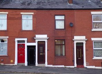 Thumbnail 2 bedroom terraced house for sale in Commercial Road, Chorley, Lancashire