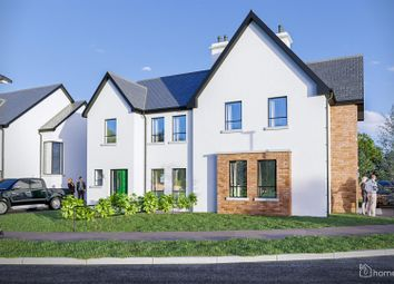Thumbnail 4 bedroom semi-detached house for sale in The Tulip, Butlers Wharf, Derry