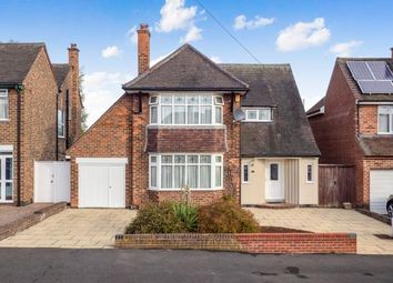 Thumbnail 3 bedroom detached house for sale in Aspley Park Drive, Aspley, Nottingham