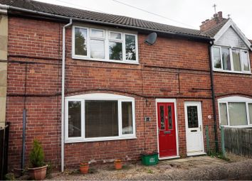 Thumbnail 3 bed terraced house for sale in Deacon Crescent, Rossington Doncaster
