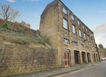 Thumbnail 2 bed terraced house for sale in Hollins Mill, Hollins Mill Lane, Sowerby Bridge, West Yorkshire