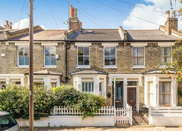 Thumbnail 3 bed terraced house for sale in Carthew Road, London