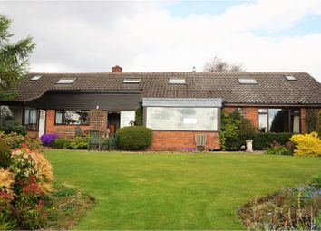 Thumbnail 5 bedroom detached bungalow for sale in Spout Lane, Little Wenlock Telford