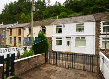 Thumbnail 2 bed terraced house for sale in Garw Fechan, Pont-Y-Rhyl, Bridgend