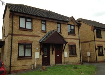 Thumbnail 2 bed property to rent in St Benets Gardens, Eye, Peterborough