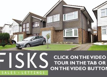 Bartley Close, Benfleet SS7. 4 bed detached house