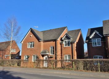 Thumbnail 4 bed detached house for sale in Arborfields Close, Kenilworth