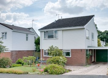 Thumbnail 4 bed detached house for sale in Echells Close, Bromsgrove