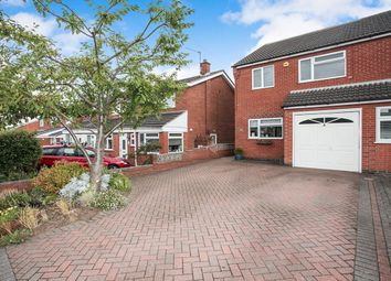Thumbnail 3 bed semi-detached house for sale in Station Road, Higham-On-The-Hill, Nuneaton