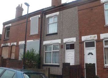 2 bed terraced house for sale in Augustus Road, Stoke, Coventry, West Midlands CV1