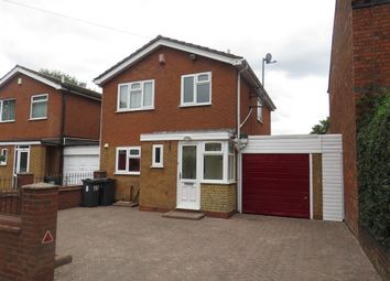 Thumbnail 3 bed property to rent in Prince Of Wales Lane, Yardley Wood, Birmingham
