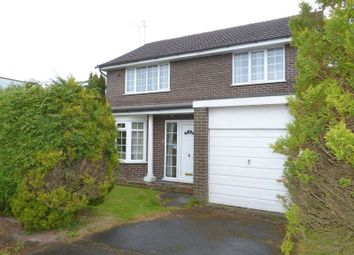 Thumbnail 4 bed detached house for sale in Priory Close, Congleton