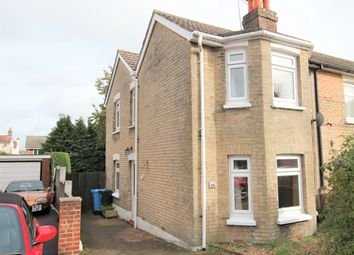 Thumbnail 3 bed semi-detached house for sale in Glencoe Road, Poole