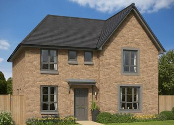"Thumbnail 4 bed detached house for sale in ""Balmoral"" at Countesswells Park Road, Countesswells, Aberdeen"